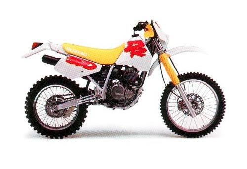 Suzuki Dr350 Dr350s 1990-1999 Workshop Repair Manual
